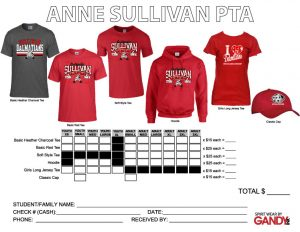 Anne-Sullivan-PTA-Spirit Wear