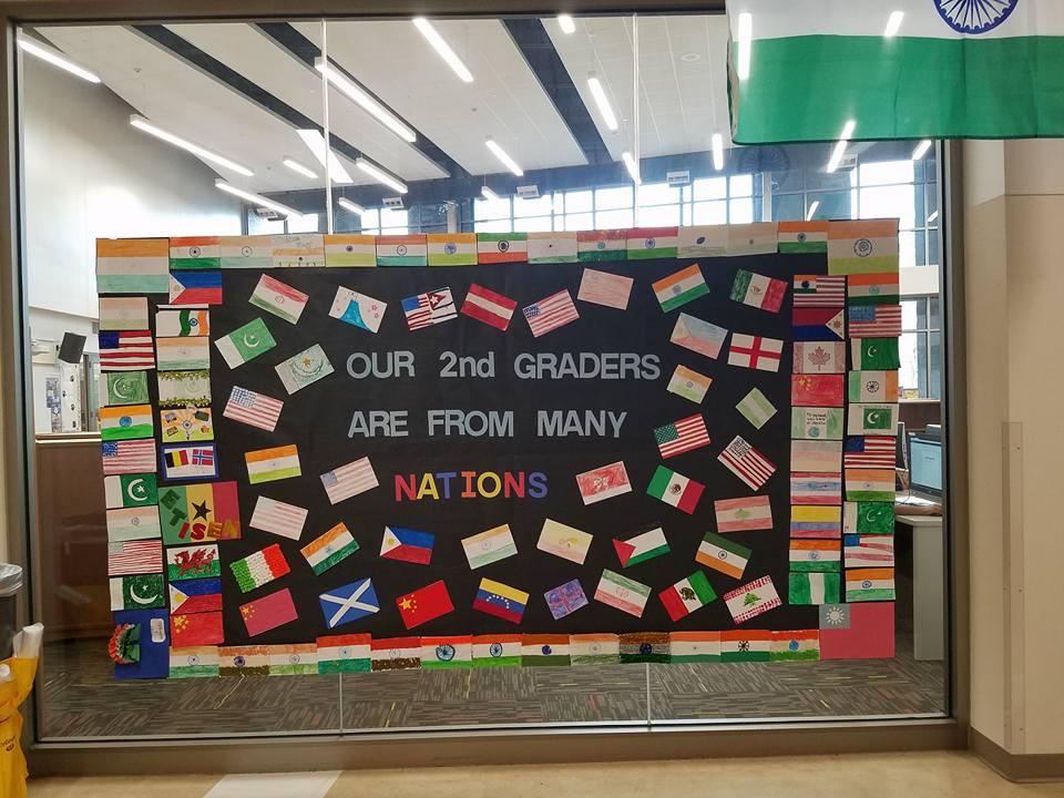 2nd Grade Multicultural Festival