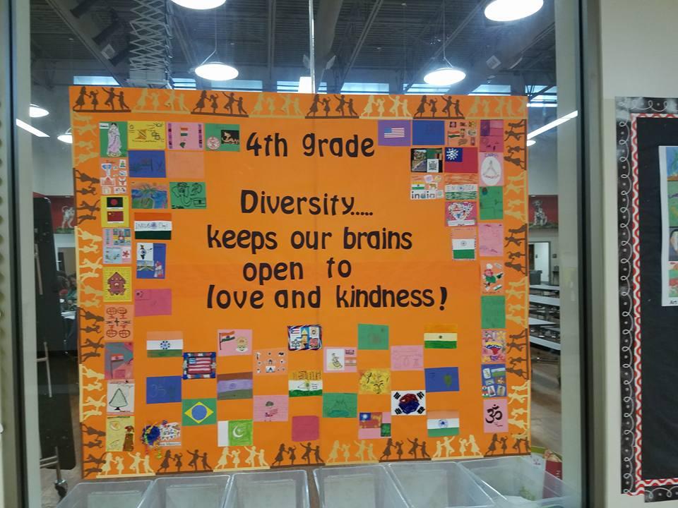 4th Grade Multicultural Festival